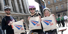 Nottingham gears up to welcome top cyclists to The Milk Race