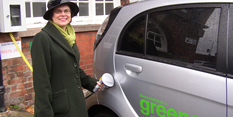 City shortlisted for electric vehicle funds