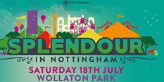 Splendour in Nottingham 2015