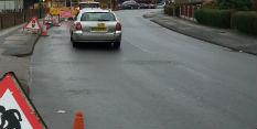 Major improvement works on Beckhampton Road set to finish