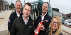 Wilford company gets on board for tram-led growth