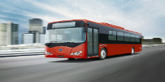Nottingham to have UK's first fully-electric Park & Ride bus service