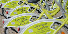 Free Citycard Cycle hire extended for the summer