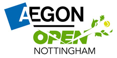 Aegon open logo