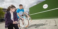Sport England investment ensures tennis for all on the back of Aegon Open Nottingham