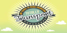 Lucky Totally Transport winners at Nottingham Science Park and Nottingham Business Park