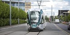 Tram opening date getting nearer