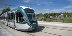 Two brothers banned from NET tram network