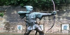 Robin Hood statue to have a twin!