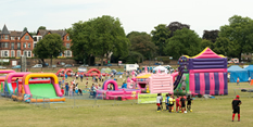 Forest Rec family fun day