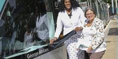 Tram named in honour of Nottingham's first black entrepreneur