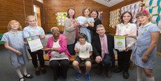 Stanstead Primary SCoRE Award