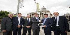 Free city centre wi-fi goes live