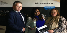 LG Comms Award