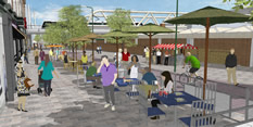 Station Street improvements will be completed by July next year
