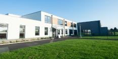 Official opening of multi-million pound Heathfield Primary