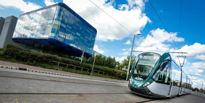Local businesses plug into superfast NETwork – via tramlines