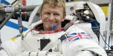 Astronaut Tim Peake backs Nottingham kids in the Space to Earth challenge