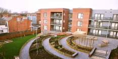 Nottingham claims country's best new social housing scheme