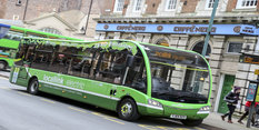 Free early bird bus & tram travel for elderly and disabled