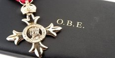 New Year's Honours joy for pair