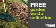 Free garden waste collections to be extended into November in 2019