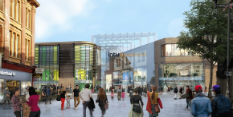 intu reveals new fly through video of the proposed intu Broadmarsh redevelopment
