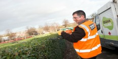Hedge cutting will keep neighbourhoods looking trim