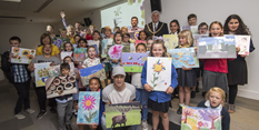 Prizewinning pictures inspired by 'My Beautiful Nottingham'