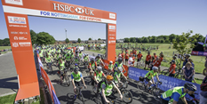 Thousands take part in HSBC UK City Ride Nottingham