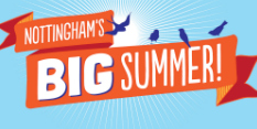 Everyone's invited to enjoy Nottingham's best-ever summer of fun free and low-cost events!