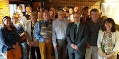 Celebrating 25 years of Nottingham Green Partnership