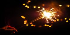 Be Sparkly BUT SAFE this Bonfire Night!