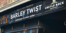 The 'Barley Twist' reopens on Carrington Street