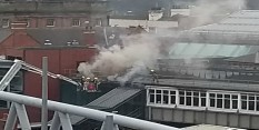 Keeping Nottingham moving following fire at station
