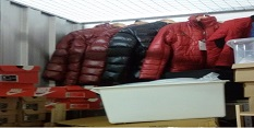 Counterfeit duo convicted over £75,000 worth of fake goods