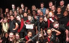 Nottingham children to star in The Tempest on Notts TV