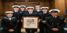 HMS Sherwood set to exercise Freedom of the City