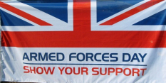 Armed Forces Day continues our year of celebrating our serving personnel