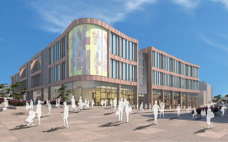 Next step for Broadmarsh regeneration