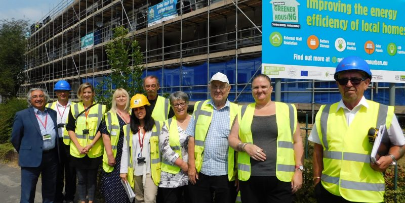 Innovative technology enables more homes to connect to Nottingham's District Heating Network