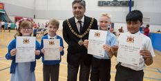 Lord Mayor's Awards recognises super school attendance