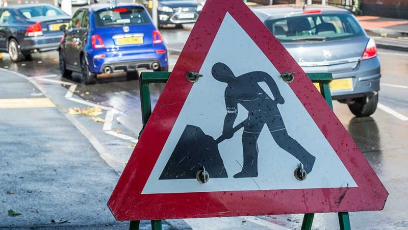 Non-urgent roadworks suspended across the city as A52 emergency work continues