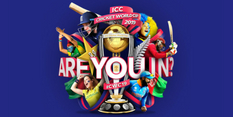 Public Ballot for ICC Cricket World Cup 2019 Opens