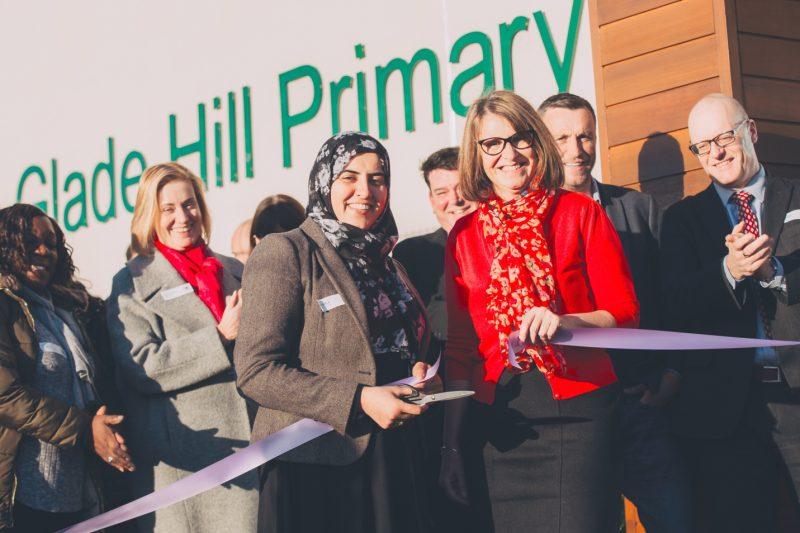 Official opening for £1.8m primary school expansion
