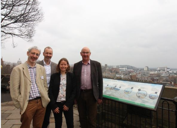 Grant from National Lottery to drive forward a Heritage Partnership in Nottingham