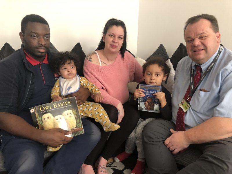 Dolly Parton sings praises of Nottingham's milestone 5,000 children with free books