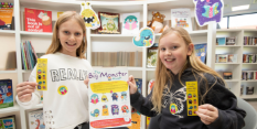 Monsters are on the loose in Nottingham City Libraries! Fun, free activity for families this half-term