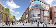 Plans for Broadmarsh public realm released