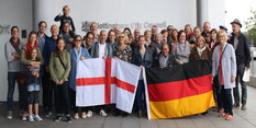 Cheers! Nottingham and Karlsruhe celebrate 50 years together